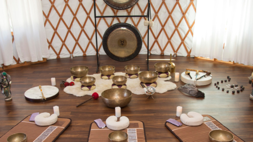 shuniya sound ceremony at miraval arizona resort & spa