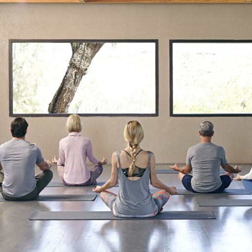 meditation class at miraval arizona resort & spa