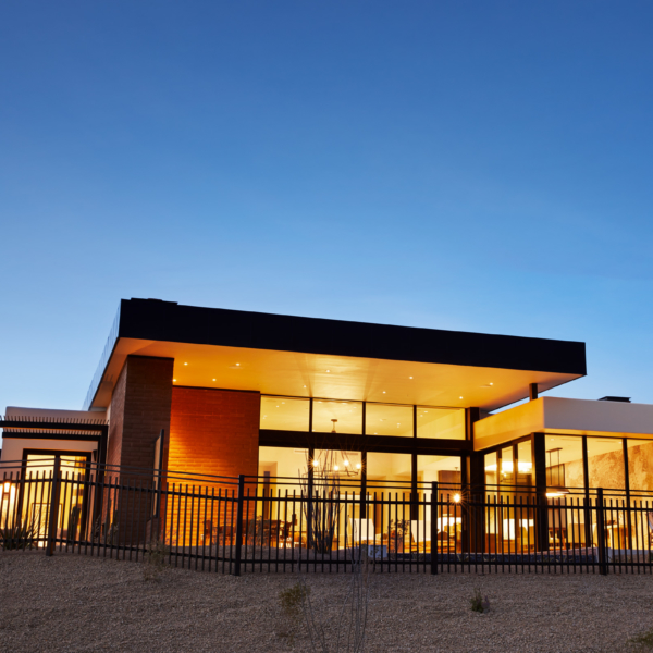 the retreat exterior at miraval arizona