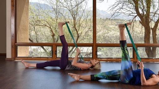 pilates for swimming